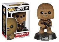 Funko POP Star Wars Chewbacca Vinyl Figure #63