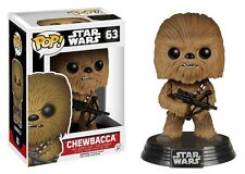 Funko POP Star Wars Chewbacca Vinyl Figure #63