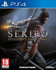 SEKIRO SHADOWS DIE TWICE PS4 SECUNDARIA ⬇️⬇️
