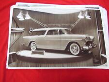 1955 CHEVROLET NOMAD  GM MOTORAMA DISPLAY  11 X 17  PHOTO /  PICTURE
