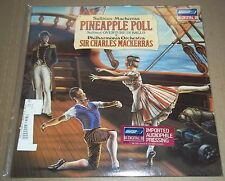 Mackerras SULLIVAN Pineapple Poll, Overture di Ballo - London LDR 71119 SEALED