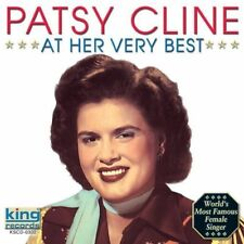 Patsy Cline - At Her Very Best [New CD]