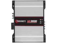 TARAMPS HD3000 1 OHM 3000 WATTS AMPLIFIER AMERICAN DEALER SAME DAY SHIPPING