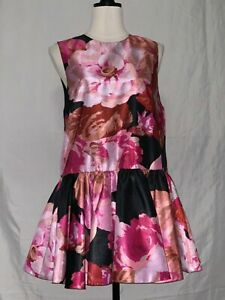 Cameo Pink Floral Dress Size S