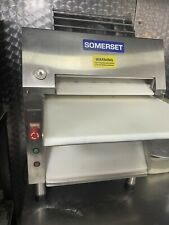 More details for somerset cdr1550 dough roller sheeter pizza naan chapati