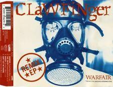 Clawfinger - Warfair (Remix EP) - CD Maxi
