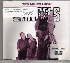 (BM788) Ten Miles High, Little Angels - 1994 DJ CD
