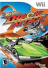 Hot Wheels: Track Attack (Nintendo Wii, 2010) GOOD