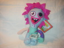 MOSHI MONSTERS ZOMMER PLUSH UNUSED SECRET CODE TAG 7 INCH NEW WITH TAG