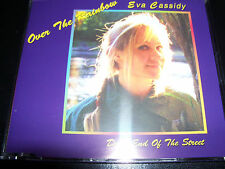 Eva Cassidy Over The Rainbow / Dark End Of The Street Australian CD Single