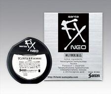 Sante FX Neo Cooling Eye Drops Japanese Eyedrops 12ml Santen New cool