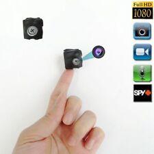 HD 1080P Camera Camcorder Hidden Video Recorder SPY CAM DVR Q11 Tiny button DV