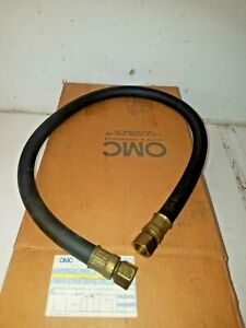 OMC Adapter to Cooler Hose Assy. BRP Factory Part P/N 0984619