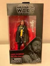 Star Wars the Black Series Lando Calrissian, Hasbro