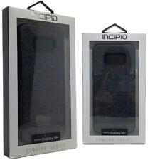 INCIPIO Esquire Series Soft Fabric Gray Fabric Case For Samsung Galaxy S8+ Plus