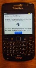 BlackBerry Bold 9780 - Black (Orange) Smartphone Very Good Condition with Cable