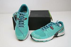 New Inov-8 RocLite 290 Women's Trail Running Shoes Standard Fit 6.5 Teal White