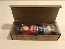 *Mint* Budweiser Bud Man Beer Tap Handle *New In Box* -Unopened-