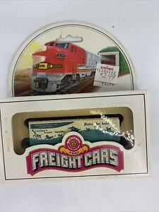 Bachmann Freight Cars Gerber's N Scale 53-1018-98 N 41 Old Time Wood Reefer