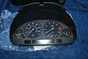 BMW Brand New Instrument Cluster Part Number E39.  Part Number: 8 371 287