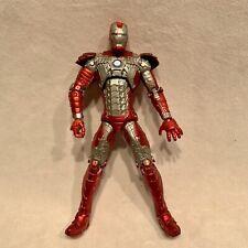 "6"" Iron Man Mark V5 Suitcase Armor Marvel Legends Movie Series Walmart EXCLUSIVE"
