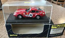 Top Model 1/43 Ferrari 365 gtb4 Daytona 1972 Le Mans #74 BP TMC009
