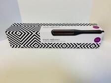 ENZO Milano SX ENZOcool Screen Professional Hot Comb (Black) AUTHENTIC!