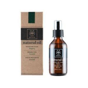 Apivita Natural Organic Bay Laurel Oil , 100% Natural Ingredients ,100ml
