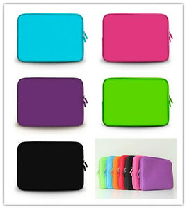 """13"""" Inch Universal Laptop Notebook Sleeve Case Bag For Apple Mac MacBook Pro Air"""