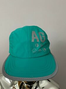 New All Good Turquoise Snapback Hat Size S/M