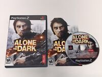 Alone in the Dark (Sony PlayStation 2, 2008) *Complete* PS2 Game