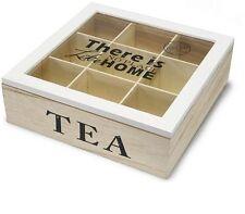 Scatola bustine te, scatole per tisane, porta bustine tea, scatole bustine the
