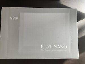 ONF Flat Nano - The Planted Aquarium Lighting for 2~7gallon Fish Tank Colorfull