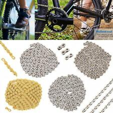 9 10 11 Speed 116 Links Bicycle Chain MTB Mountain Road Bike Anti-rust Chain LJ