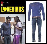 the Lovebirds: Jibran/Kumail Nanjiani Screen Worn 3pc HERO outfit w/Studio COA