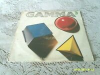 GAMMA . 3. ELEKTRA. E1-60034. 1982. FIRST PRESSING.
