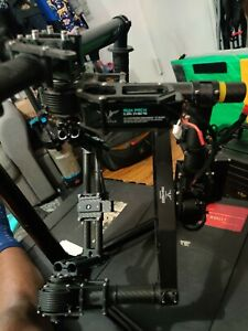 Freefly Movi M10 3 Axis Gimbal Stabilizer with Extras