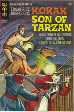 Korak Son of Tarzan Comic Book #32 Gold Key Comics 1969 FINE+
