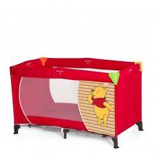 Hauck Pooh Spring Brights Dream N Play lit de Voyage Rouge