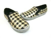 C LABEL WOMEN'S RANDY-7B SLIP-ON LOAFER, GOLD, US SIZE 8.5 MEDIUM, NEW