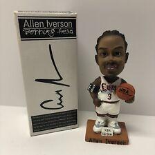 Allen Iverson NBA All-Star Bobble Head White Jersey - 76ers - McDonalds - Reebok