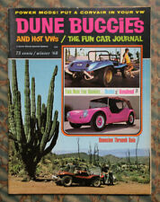 DUNE BUGGIES and HOT VWs #2 1968 Vintage MANX Ocelot OFF ROAD Sand Rails Racing