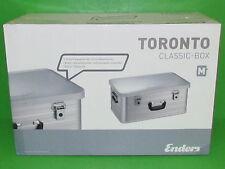 "Enders 3890 Aluminiumbox, Alubox, Alukiste, Transportkiste ""TORONTO""- Größe M"