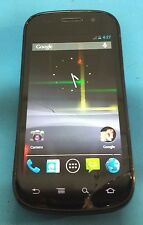 Samsung  Nexus S D720 16GB Black (Sprint) Used Cracked Glass fully operational