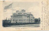 RED BANK NJ - High School - udb - 1906