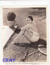 Dorothy Lamour 1940 VINTAGE Photo