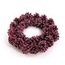 weihnachts kr nze girlanden und pflanzen in rosa ebay. Black Bedroom Furniture Sets. Home Design Ideas