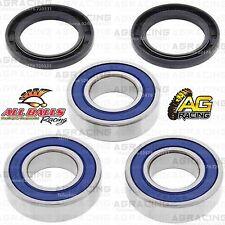 All Balls Rear Wheel Bearings & Seals Kit For Suzuki RM 250 2007 07 Motocross