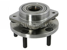 """ABI 513074 Wheel Bearing and Hub Assembly Front FWD 15"""" wheels"""