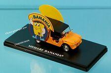 CITROEN MEHARI orange Advertising French old car BANANIA jeep tour de France 70